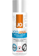 Jo H2o Anal Water Based Warming...