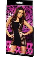 Naughty Girl Mini Dress