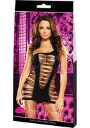 Party Time Mini Dress-black