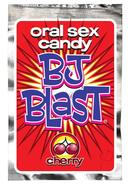 Bj Blast Oral Sex Candy - Cherry