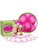 Truth Or Dare Balloon Pop Game