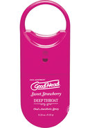 Goodhead Deep Throat To-go Oral...