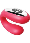 Inmi Oralee 5 Mode Oral Sex Vibrator - Pink