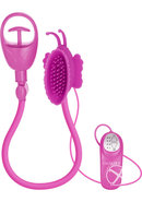 Intimate Pump Advanced Butterfly Clitoral Pump - Pink