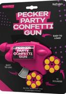 Bachelorette Party Pecker Party Confetti Gun Multi Colored