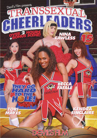 Transsexual Cheerleaders 15