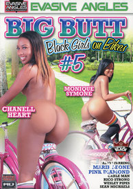 Big Butt Black Girls On Bikes 05