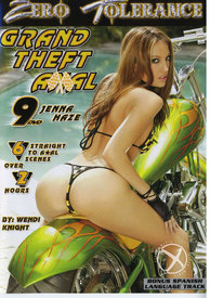 Grand Theft Anal 09