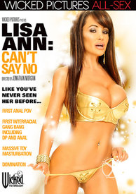 Lisa Ann Cant Say No