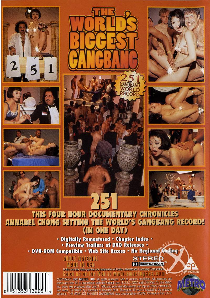 worlds biggest gang bang