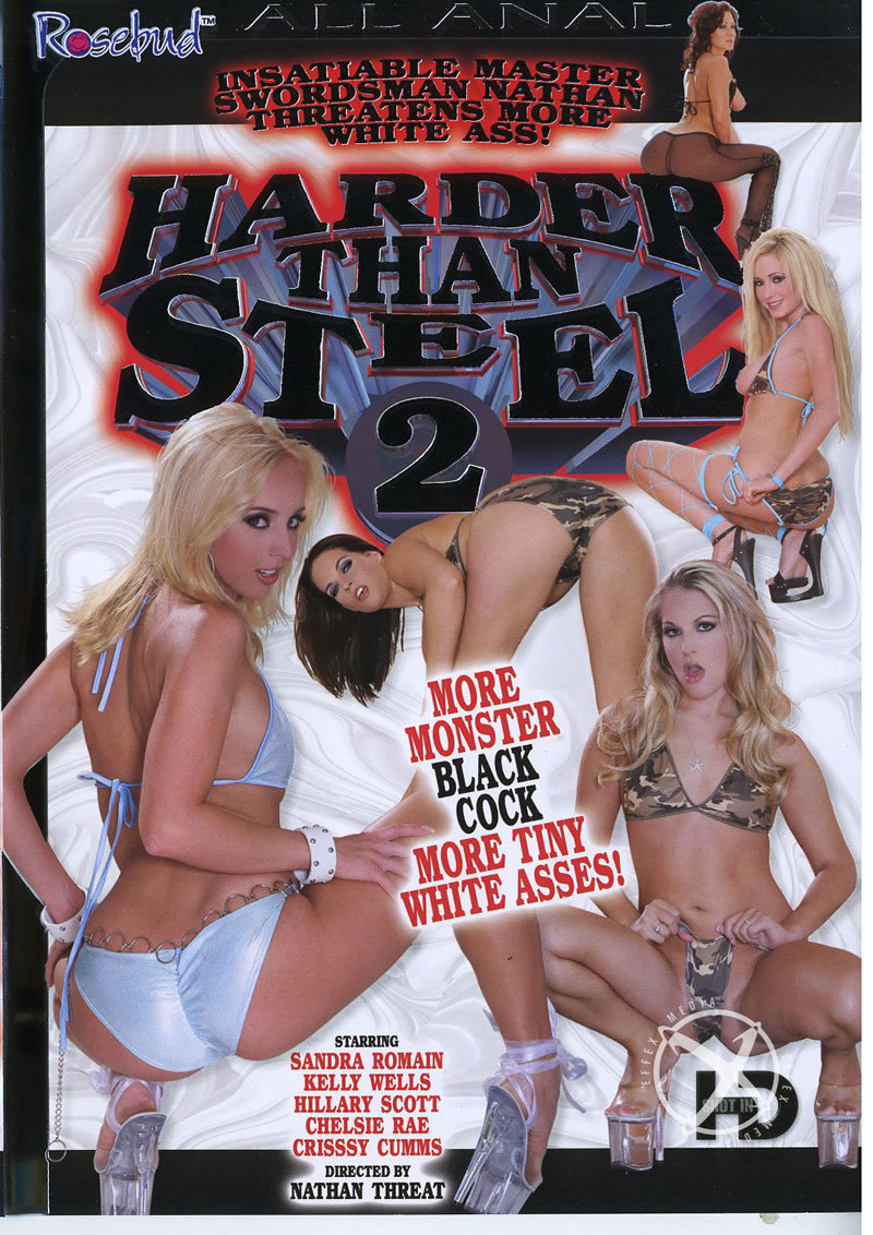 Harder Than Steel 02