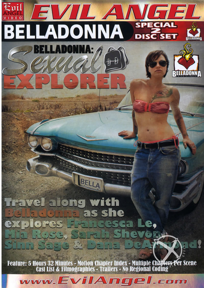 Belladonna Sexual Explorer {dd}