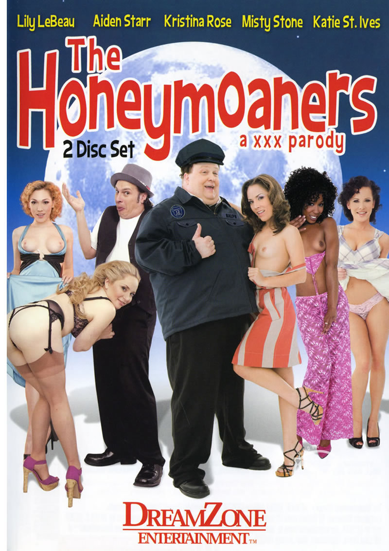 Honeymoaners Xxx Parody{dd}(disc)