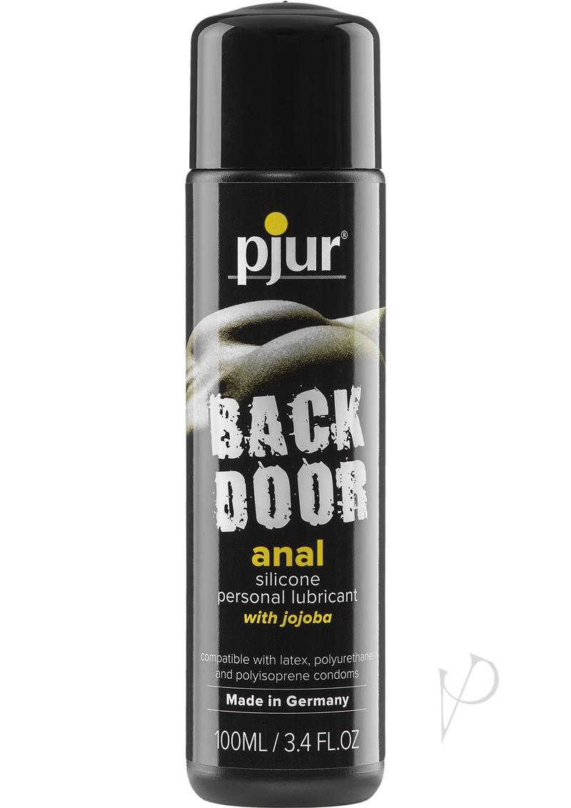 Pjur Back Door Silicone Anal Lubricant 3.4oz
