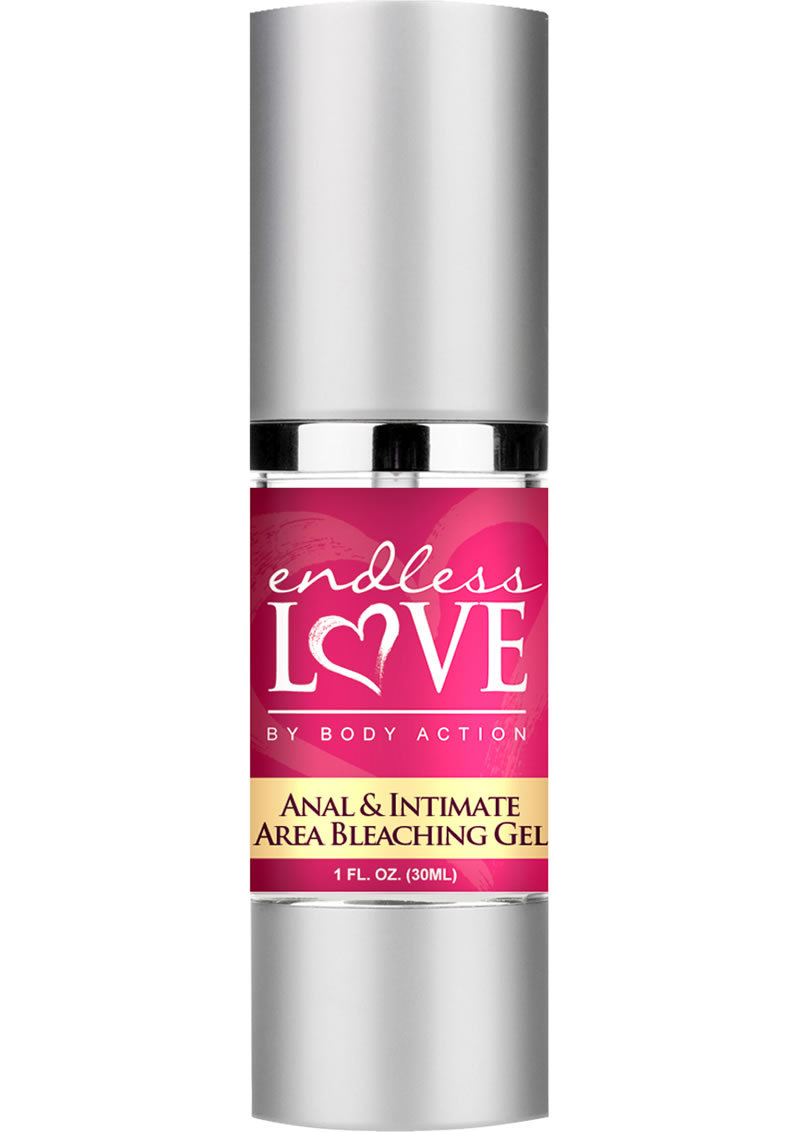 Endless Love Anal And Intimate Area Bleaching Gel 1 Oz