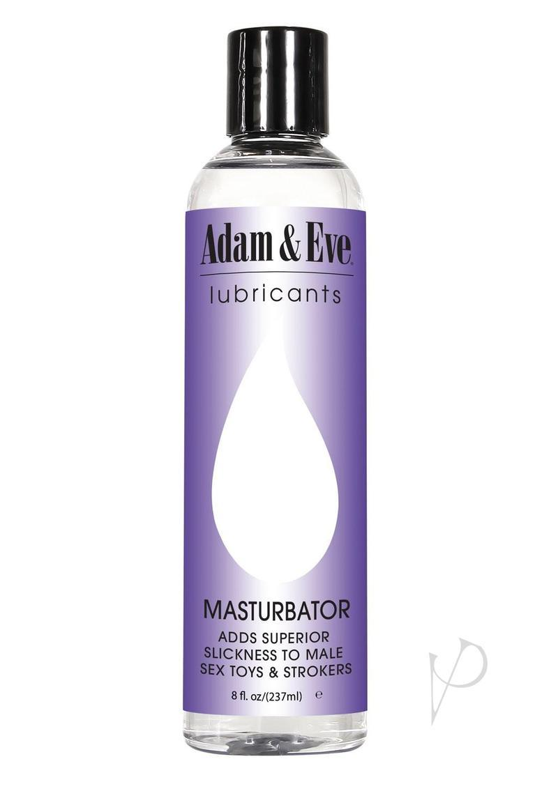 Adam And Eve Masturbator Lubricant 8oz