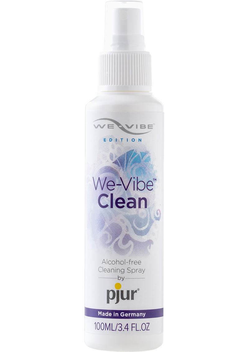 We-vibe Toy Cleaning Spray 3.4oz