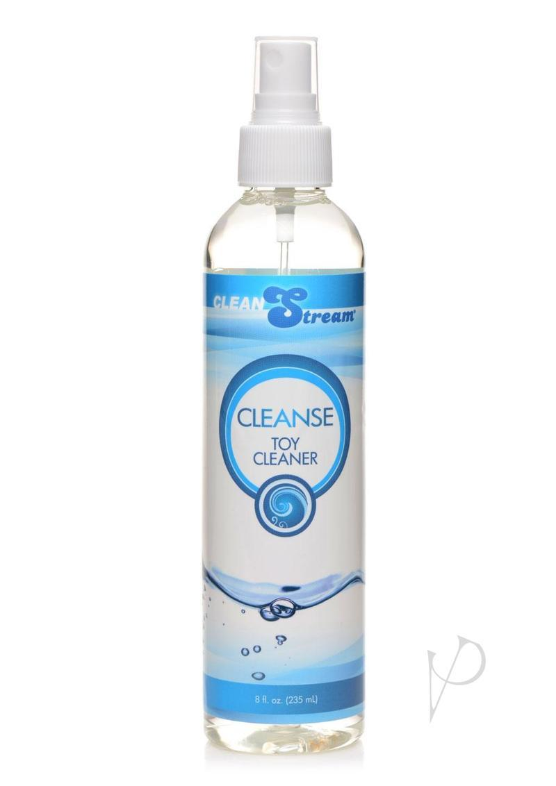 Cleanstream Cleanse Toy Cleaner 8oz - Blue
