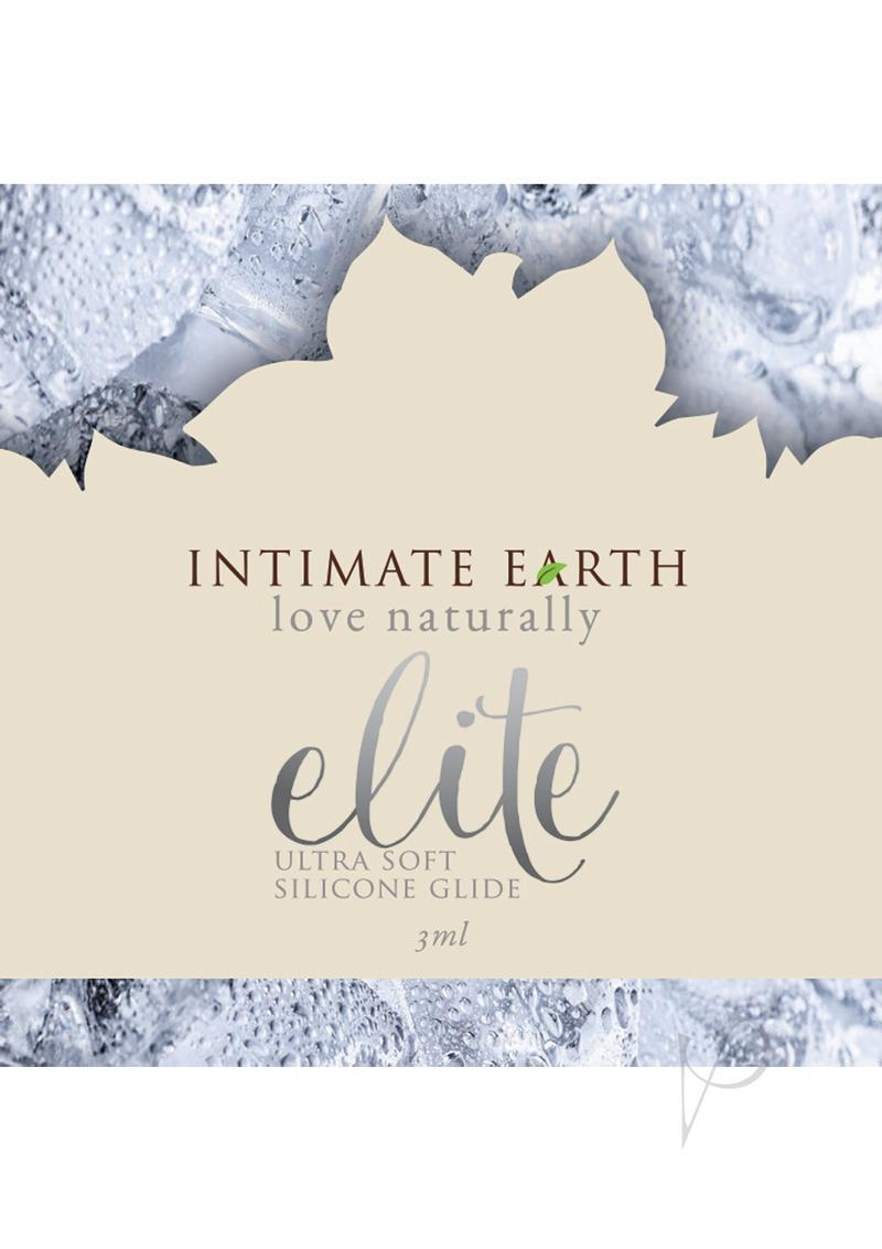 Intimate Earth Elite Ultra Soft Silicone Glide Shiitake 3ml