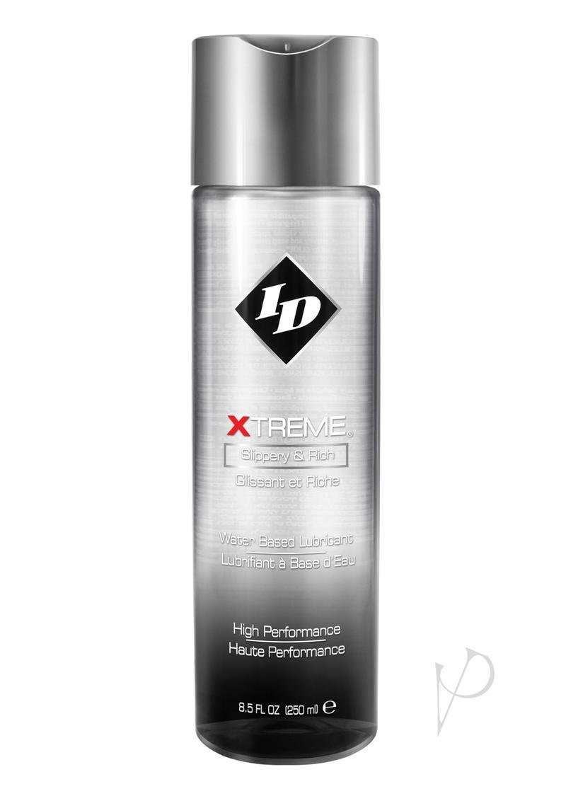 Id Xtreme Water Based Lubricant 8.5oz