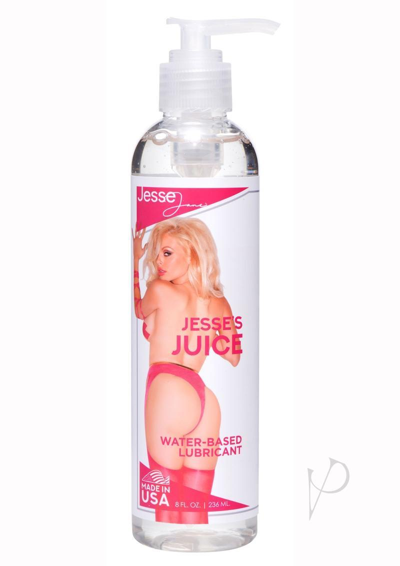 Jesse Jane Jesse`s Juice Water Based Lubricant 8oz